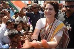 priyanka gandhi will visit modi s stronghold varanasi on friday