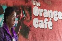 the orange cafe  restaurant to open in varanasi on the lines of shiro s cafe