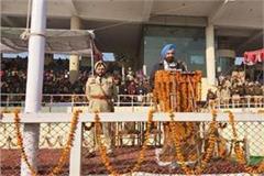 cabinet minister randhawa hoisted the national flag in jalandhar