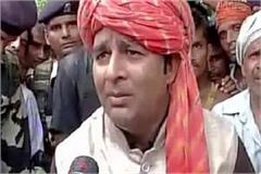 people like traitor sharjil imam should be shot at the crossroads sangeet som