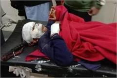 innova hits school students auto in ambala city of haryana three injured