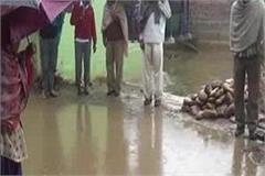 streets become ponds people face problems