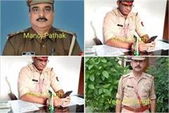 gaurav massacre many policemen suspended for not taking the incident seriously
