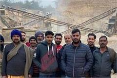 punjab governemt check post in himachal border