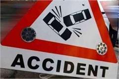 high speed truck overturn hit innova park roadside 3 dead 6 injured