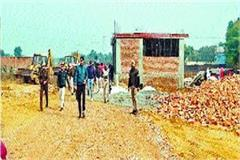11 illegal colonies were razed 55 acres of land vacated