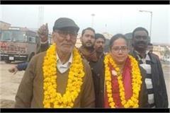 darapuri and sadaf zafar released in caa violence