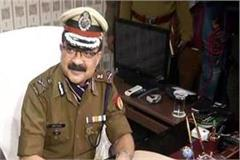 lucknow s first police commissioner sujit pandey takes charge
