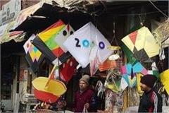 happy new year i love india kites made by people