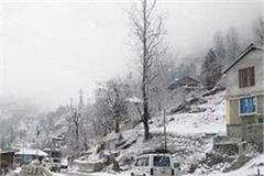 changed weather patterns in himachal