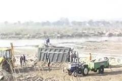 dig santosh patial becomes strict on illegal mining