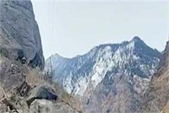landslide occurred on nh5