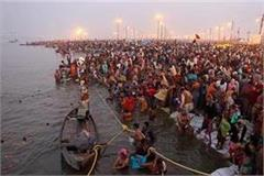 high tech security of magh mela in view of the