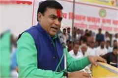 minister lakhan singh s controversial statement on rss