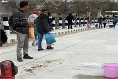 reconstruction work of bhoothnath bridge