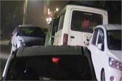 police screws on drunk drivers on nh21