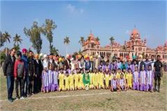 first sikh football cup tournament in amritsar