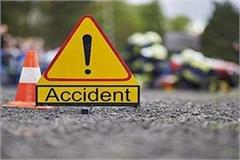 road accident in panipat