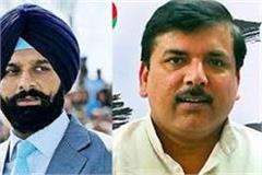 sanjay singh and majithia case hearing now on february 1