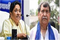 bsp gets shocked in purvanchal ram prasad chaudhary joins sp