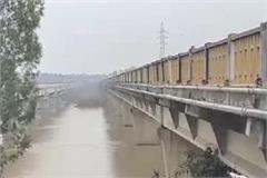 the truth of the viral video about the breaking of beas bridge came to light