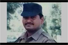 death of head constable in panchkula