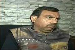 sapaks protests decision financial assistance sc st bjp pretends