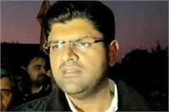 dushyant said paddy scam did not happen in the state