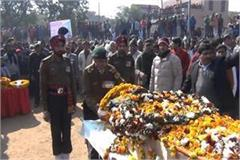 haryana army soldier dies of heart attack in jaipur
