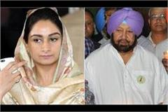 harsimrat badal disputed statement