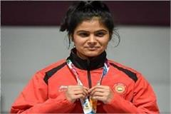 shooter manu bhakar not selected for prime minister bal shakti award