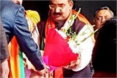 ashwini sharma becomes punjab bjp president
