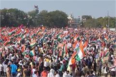 people gather support caa indore kailash vijayvargiya also present
