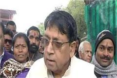 min pc sharma s sharp response statement leader opp gopal bhargava