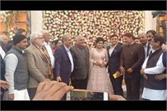 subhash barala daughter ring ceremony