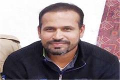 yusuf pathan reached dharamsala for ranji match