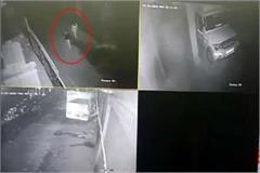 tyre thief gang active in hamirpur