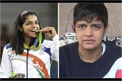 sonam beats sakshi malik now she will show strength in two competitions