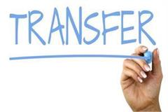 19 ips officers transferred