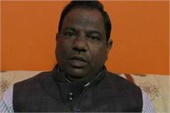 minister dhanak gave advice to mla ramkumar gautam