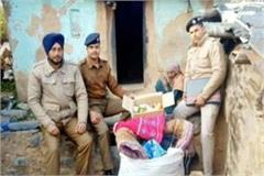 when shilai police arrived as an angel to help poor woman