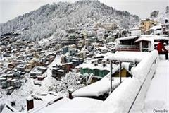 heavy rain and snowfall warning issued in himachal on this day
