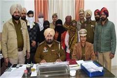 police raid on mole station 6 arrested