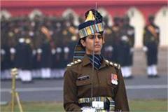 hoshiarpur daughter tanya shergill created history on army day