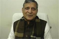 haryana news cabinet minister kanwarpal gurjar said  people do not panic