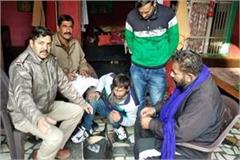 bhukki recovered from house smuggler arrested