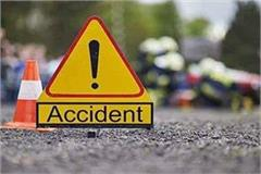 2 friends died in road accident in phagwara