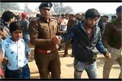 girls molesting during republic day celebrations one arrested