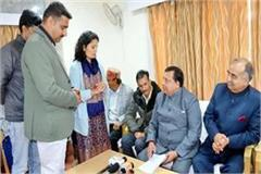 big statement of minister about panchayat election in himachal