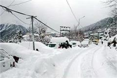 more than 600 people stranded in lahaul and kullu